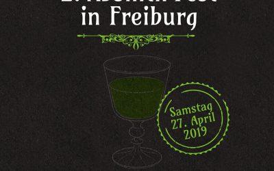 2. Absinth Festival in Deutschland || 27.04.19
