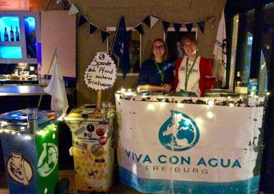 Viva Con Aqua Freiburg Stand