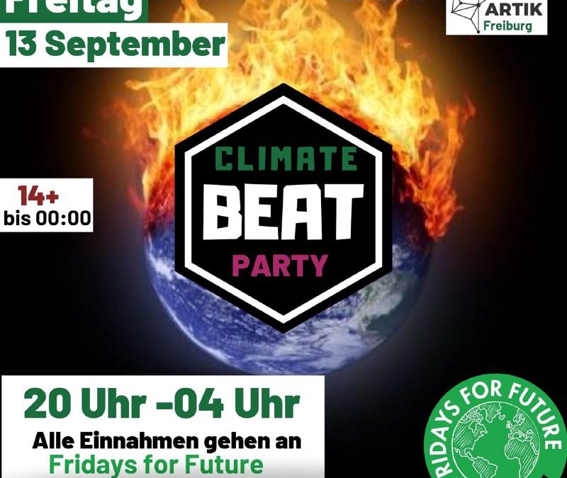 Climate Beat Party No_2