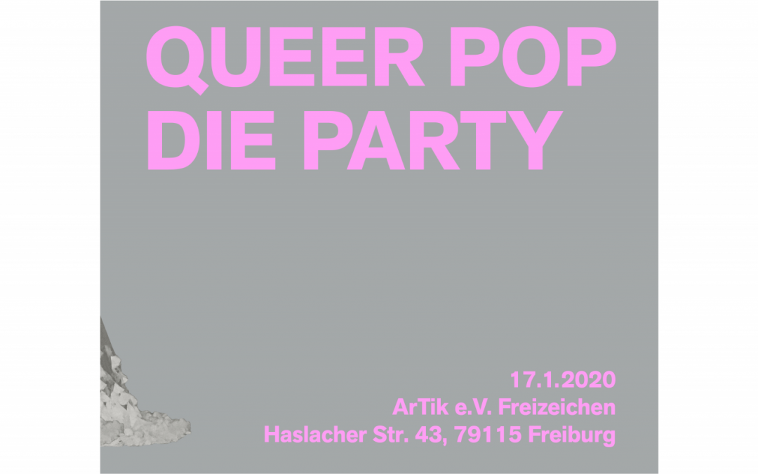 Queer Pop Party!