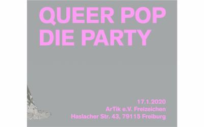 Queer Pop Party!