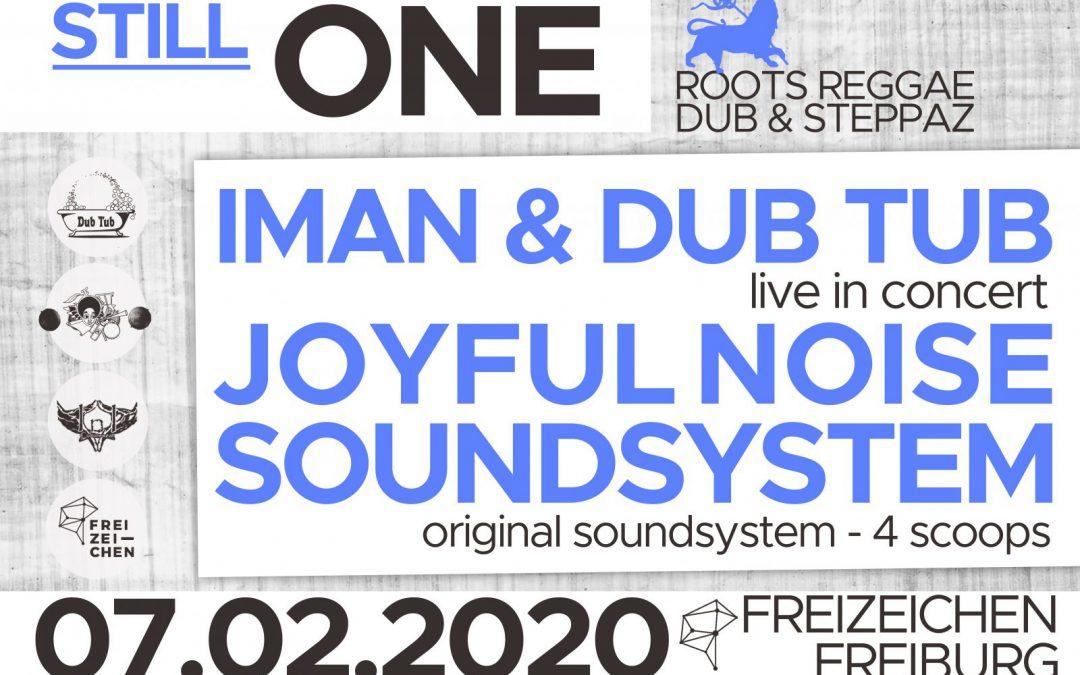 Iman & Dub Tub