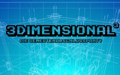 Dreidimensional