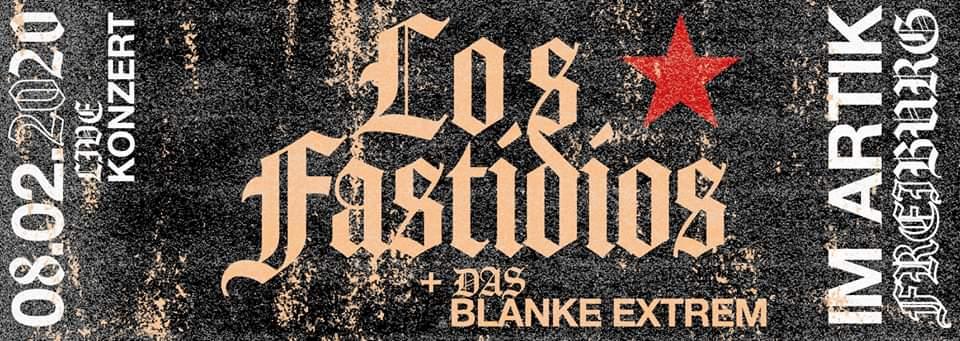 Los Fastidios & Das Blanke Extrem // Soli-Konzert