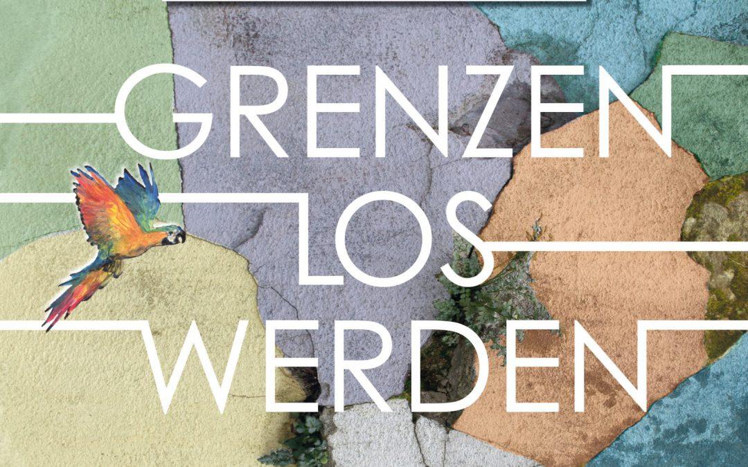 """Kick-off JugendKunstParkour 2020: """"GRENZENLOSWERDEN"""""""
