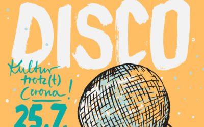 ArTiks Ideendisco – Kultur trotz(t) Corona
