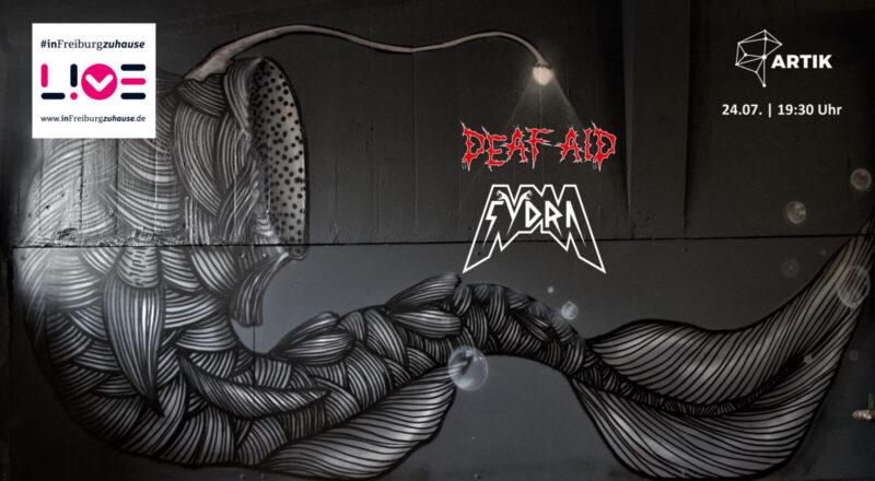 DEAF AID + SYDRA