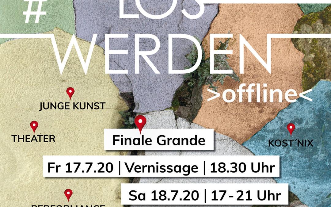 JugendKunstParkour 2020 – FINALE GRANDE