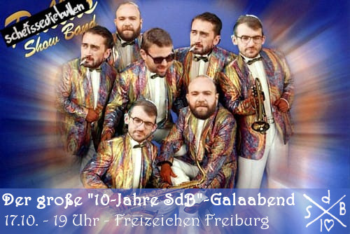 "Der große ""10 Jahre SdB""-Galaabend"