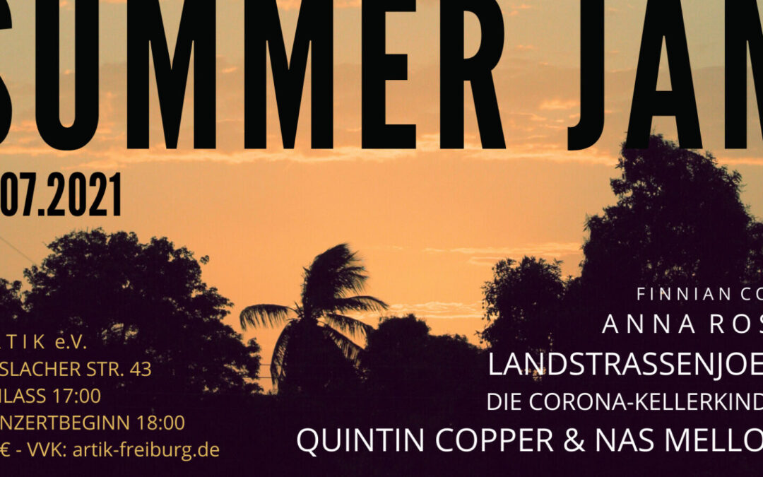 Summer Jam | Pergola Sessions