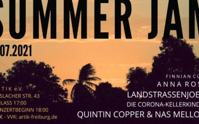 Summer Jam   Pergola Sessions