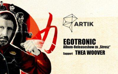 Egotronic + Thea Woofer | Pergola Sessions