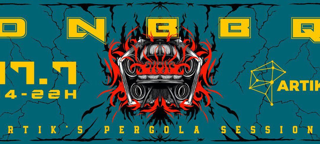 DNBBQ | Pergola Sessions