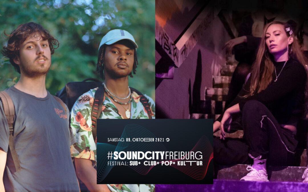 soundcity Festival: Quintin Copper & Nas Mellow + Tina Turnup (PALAS) – Ausverkauft!