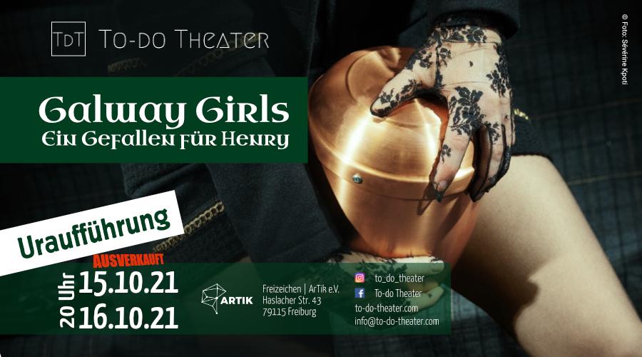 Galway Girls – Ein Gefallen für Henry AUSVERKAUFT