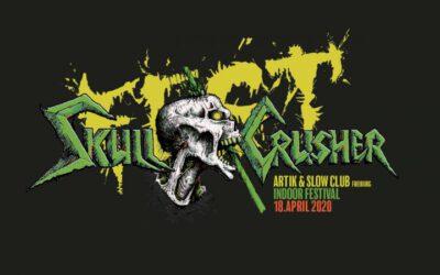 SkullCrusher Fest Freiburg VERSCHOBEN