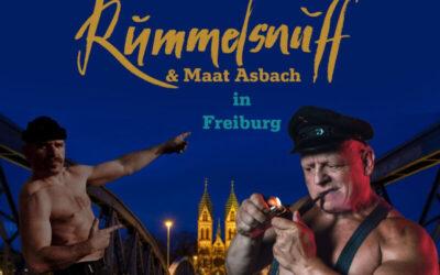 Rummelsnuff & Maat Asbach